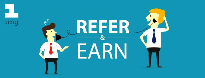 1mg Referral Codes- Chance to earn Rs  100 with Rs  150 Signup Bonus