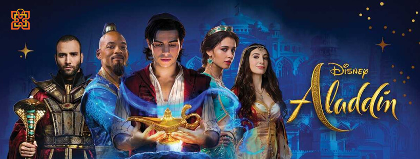 Aladdin Movie Offers