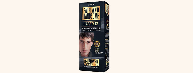 Fair and Handsome Laser 12