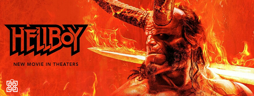 Hellboy Movie Offers Coupons