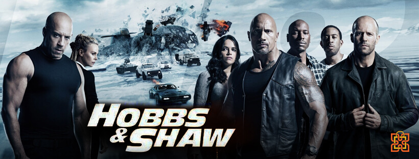 Hobbs & Shaw Movie Booking