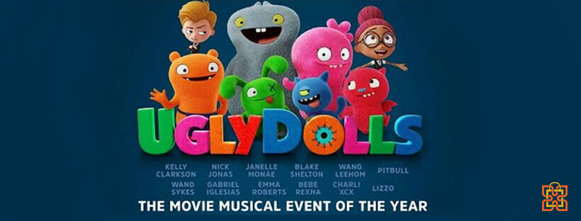 UglyDolls Movie Booking Offers