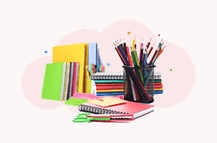 Books Stationery Voucher Codes