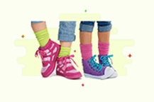 Kids Footwear Coupons Deal Offers